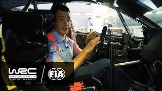 WRC 2016: TECH SPECIAL World Rally Car Cockpit (Hayden Paddon)