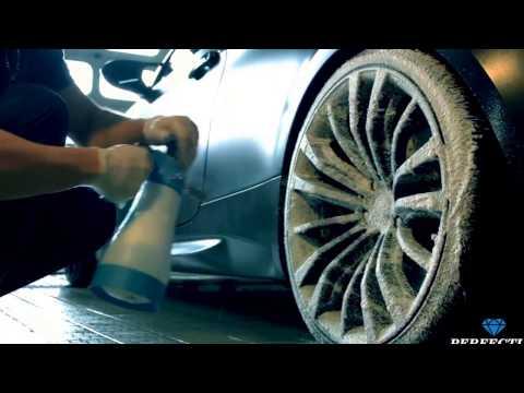 Как нужно мыть автомобиль Пенокомплект и расходники из китая
