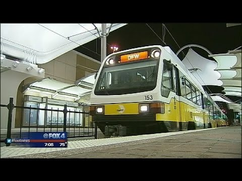 DART begins service to DFW