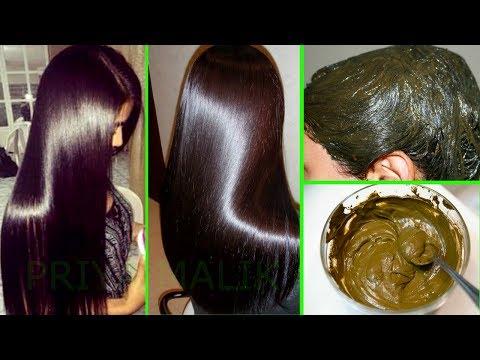 HENNA FOR HAIR: 5 Easy Steps to Long hair,Smooth hair,Shiny Hair,Healthy Hair   PRIYA MALIK