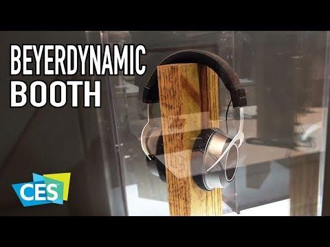 Beyerdynamic Headphones with Custom Profiles | CES 2018