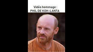 Koh-Lanta Legends - Phil