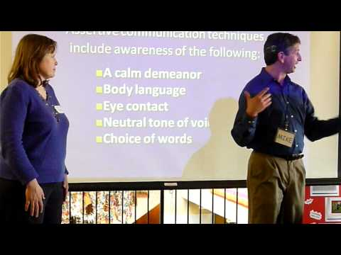 How Teachers Can Stop Bullying by Mike Dreiblatt of Balance Educational Services -  (6).MOV