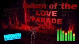 Miloman Music Project - Return of the Love Parade 2020 | Polish Techno Music 2019