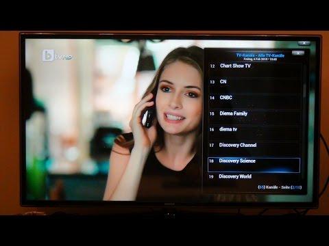 Live TV 2015 IPTV with XBMC Kodi Balgarska Televizia Bulgarian Stream Android TV Box Sport