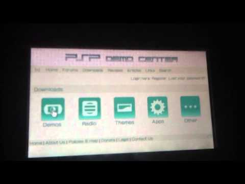 How to download psp games for free on your psp(no computer,