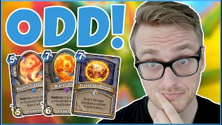 Hearthstone | The Element(al)s Will Destroy You! | Wild Odd Elemental Mage | Rise of Shadows