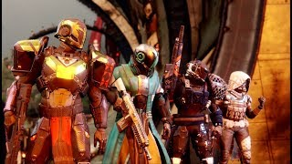 『Destiny 2』 対戦マルチプレイヤーモード トレーラー