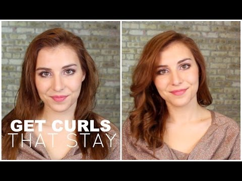 Curls for Fine Hair | Bailey B.