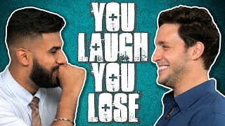 Doctors Try Not To Laugh Challenge | You Laugh, You Lose YLYL