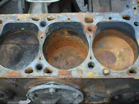 try to crank a rusty engine.