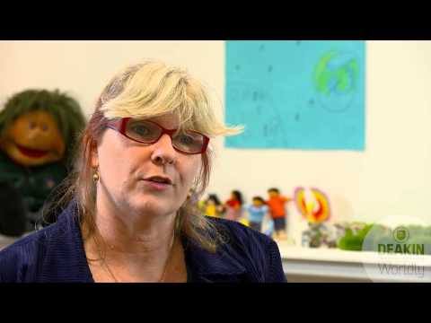 Master of Child Play Therapy at Deakin University