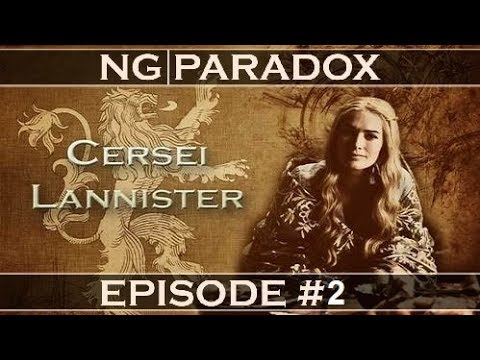 Crusader Kings 2: Game of thrones mod- Cersei Lannister #2
