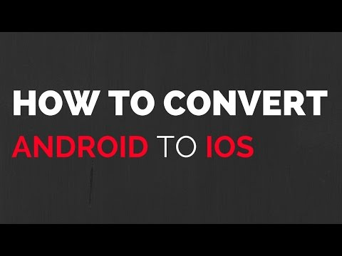 How to convert Android device into iOS 9 - RT360 | 2016