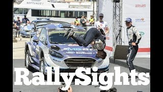 WRC Rally Italia Sardegna 2017