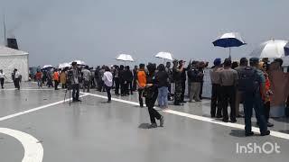 Harunya Prosesi Tabur Bunga Korban Pesawat Lion Air Jt 610
