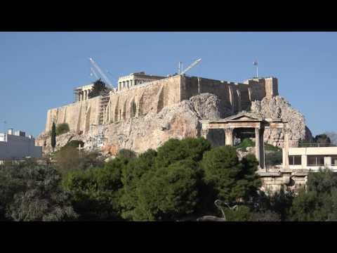 Athen + Piraeus (4K)