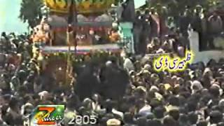 Noha By Mukhtar Sheedi   Zara Holay Tur SAJJAD Bhira   YouTube
