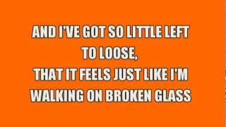 Download Annie Lennox - Walking On Broken Glass (with Lyrics) Video