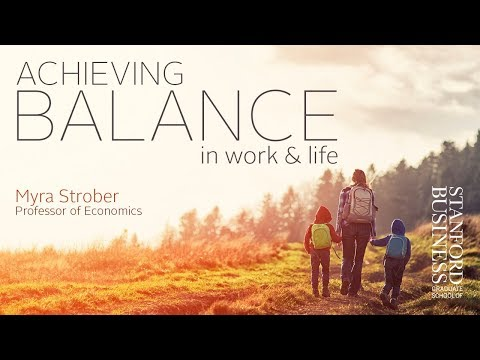 Achieving Balance In Work & Life