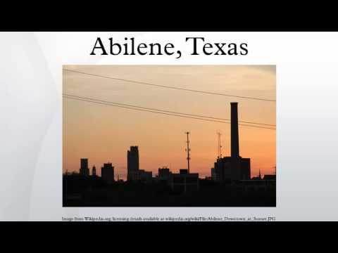 Abilene, Texas