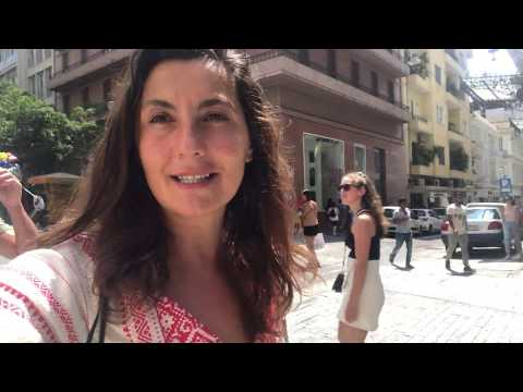 Xxx Mp4 My Visit Amp Shopping In Athens Greece With Tsetsi Greek Boutique Shops Pedestrians Amp Tourists 3gp Sex