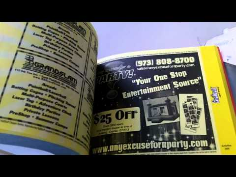 What's in a KidStuff Coupon Book