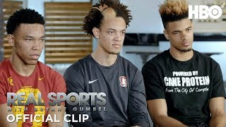 Download The St. Brown Master Plan | Real Sports w/ Bryant Gumbel | HBO Video