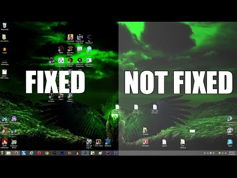 How to fix washed out video color in playback software (VLC, Windows Media Player, etc)