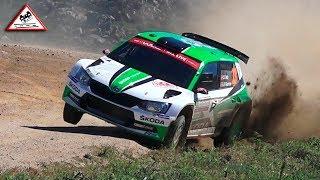 Oops moment Veiby | Action Saturday Rallye Sardegna 2018 [Passats de canto]
