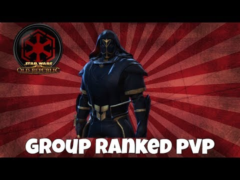 Swtor: Group ranked PvP