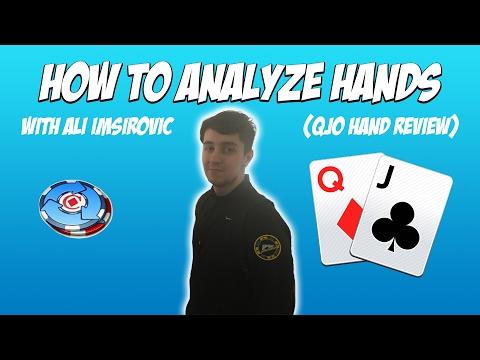 Poker Strategy - How to Analyze Poker Hands with Ali Imsirovic