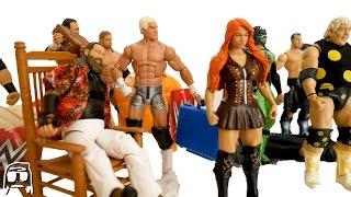 eBay WWE HUGE Loose Elite Toy Haul & CUSTOM! Tons of rare toys! Boxpocalypse!!
