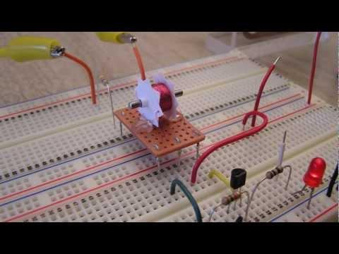 Audio Oscillator Coil