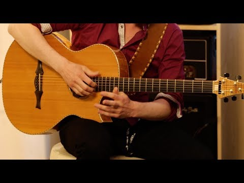 Unbelievable Acoustic Guitar Techniques