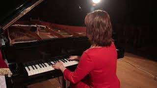 Giya Kanceli: piano piece No.25 from Songbook