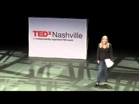 How to be a technology innovator: Meredith Perry at TEDxNashville