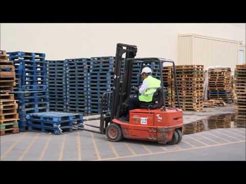 Forklift Driving Training