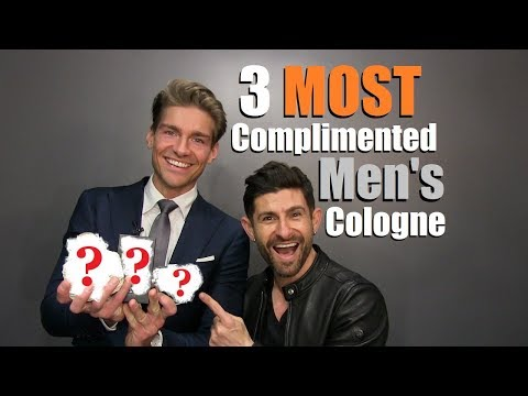 3 Fragrances Women LOVE on a Man! (Most Complimented Colognes)