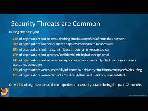 Barracuda Webinar: Ransomware, Phishing and APTs Avoid Falling Victim to These Cyber Threats