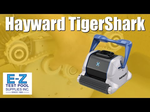 How to Replace Bottom Drive Belt on a TigerShark by Hayward