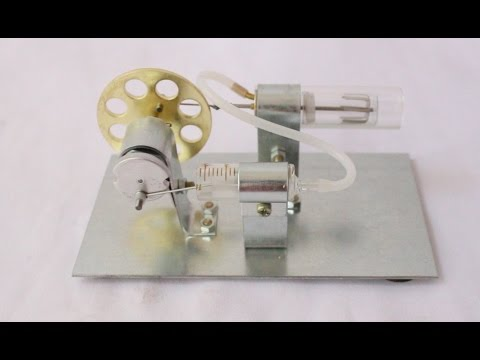 How to Make Mini Stirling Engine