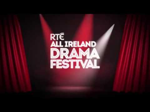 RTÉ All Ireland Drama Festival Launch 2018