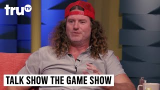 Talk Show the Game Show - Motorcycle Back Flip Gone Wrong (ft. Andy Bell)   truTV