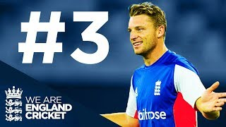England Pass 400 In ODIs For First Time Ever | England vs New Zealand - Edgbaston 2015 | #3