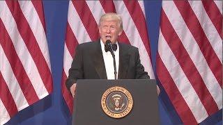Trump Addresses US Troops In Afghanistan Via Live Video