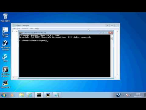 How to use cmd to change your computer's name