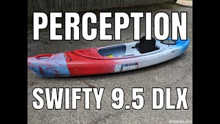 Perception Fishing Kayak Setup and Review