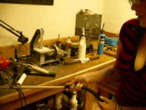 Golf Grip Air Tool - Remove / Install Golf Grips Easily