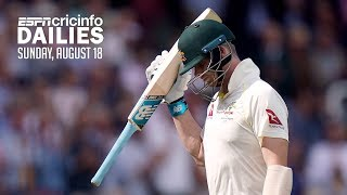 Smith's gritty 92 headlines day 4 at Lord's
